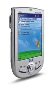HP lanza tres nuevos iPAQ, Imagen 1