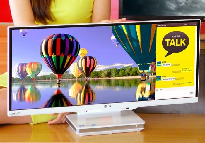LG muestra un nuevo ordenador All-In-One fon formato 21:9 y 29 pulgadas, Imagen 1