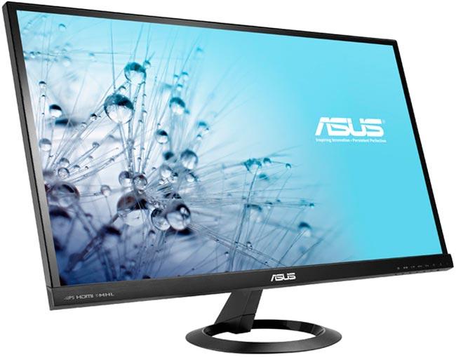 ASUS VX279H nuevo monitor IPS de 27 pulgadas con MHL, Imagen 1
