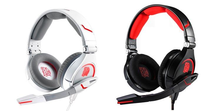 Thermaltake VOLOS y CRONOS, un nuevo ratón y auriculares enfocados al mundo gamer, Imagen 2