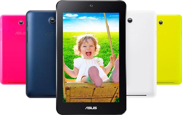 ASUS presenta su nueva tablet económica MeMO Pad HD 7, Imagen 1