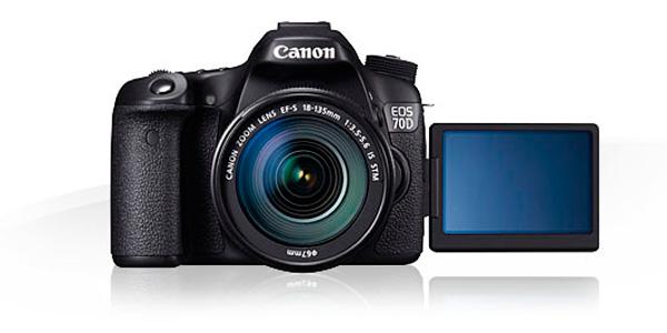 Canon presenta la nueva 70D con mejoras en la captura de vídeo y un sensor de 20,2 MP, Imagen 3