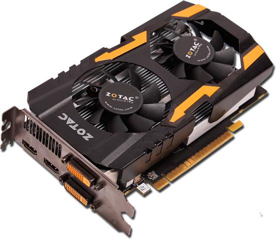 ZOTAC GeForce GTX 650 Ti Destroyer TSI, Imagen 1