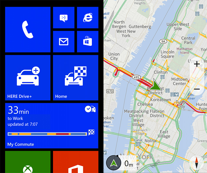 Nokia abre Here Drive+ a cualquier Windows Phone 8, Imagen 1
