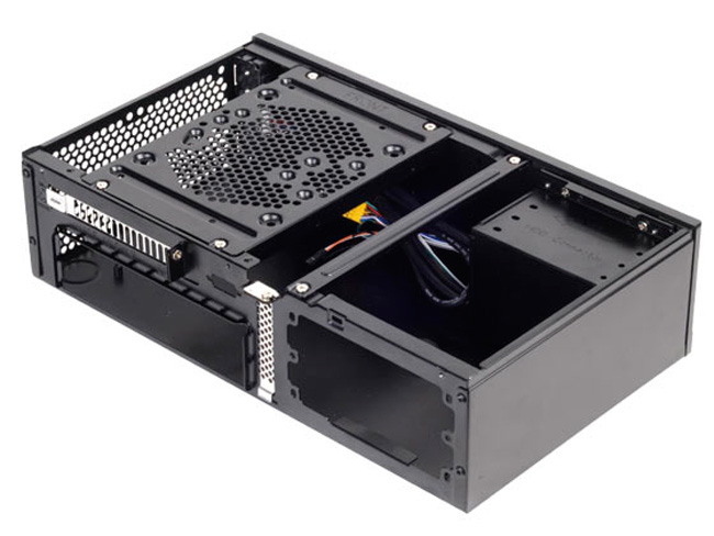 SilverStone Milo Series ML05, una caja Mini-ITX especialmente diseñada para HTPC, Imagen 2