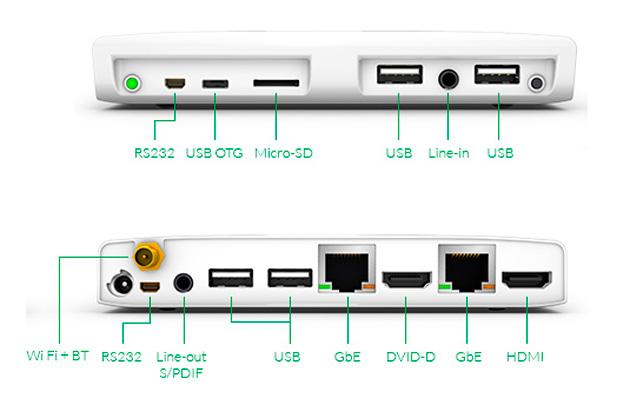 Compulab Utilite, un mini PC ARM de 99 dólares, Imagen 2