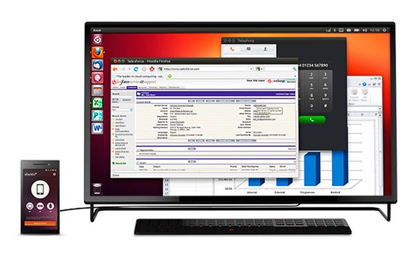 Ubuntu Edge, un Smartphone con dual Boot con Ubuntu Phone y Android de la mano de Canonical, Imagen 2