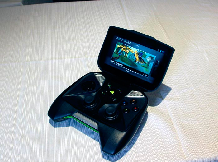 Finalmente Nvidia SHIELD llegará al mercado el 31 de este mes, Imagen 1
