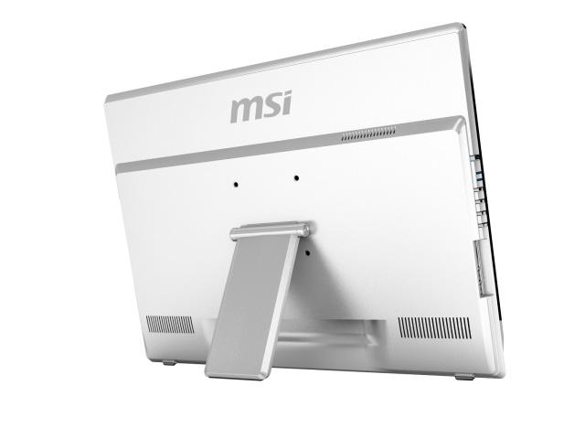 MSI Adora24, nuevo ordenador All-in-One ultra fino, Imagen 2