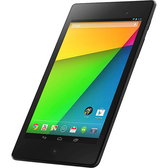 Google presenta oficialmente la segunda generación de su tablet Nexus 7 con Android 4.3, Imagen 1