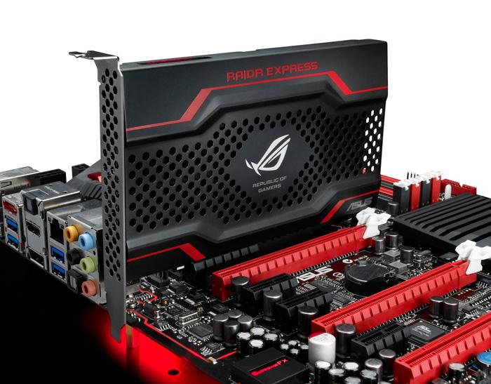 Ya disponible el ASUS RAIDR, un SSD de alto rendimiento por PCI-Express, Imagen 2