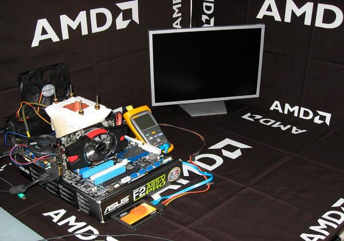Nuevo record de overlock para la APU AMD A10-6800K llegando a los 8.2 GHz, Imagen 1