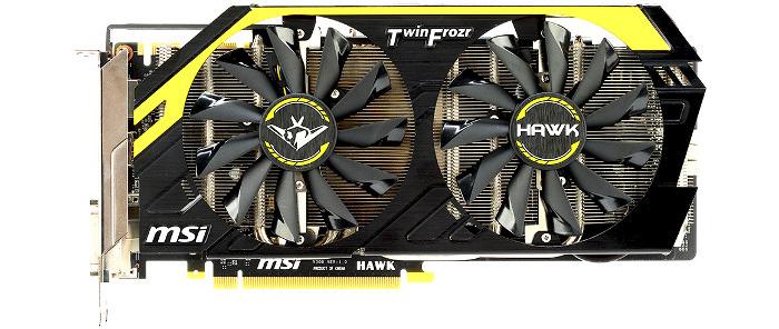 MSI presenta la nueva Geforce GTX 760 HawK, Imagen 1