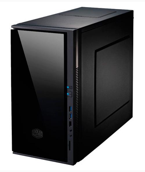 Cooler Master Silencio 352, una torre micro ATX preparada para aislar el máximo ruido del ordenador, Imagen 1