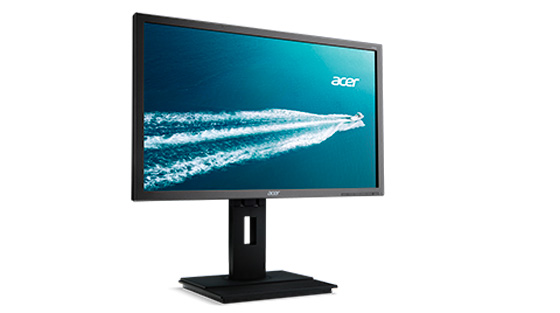 Nuevos monitores de Acer de alta resolución, Imagen 2