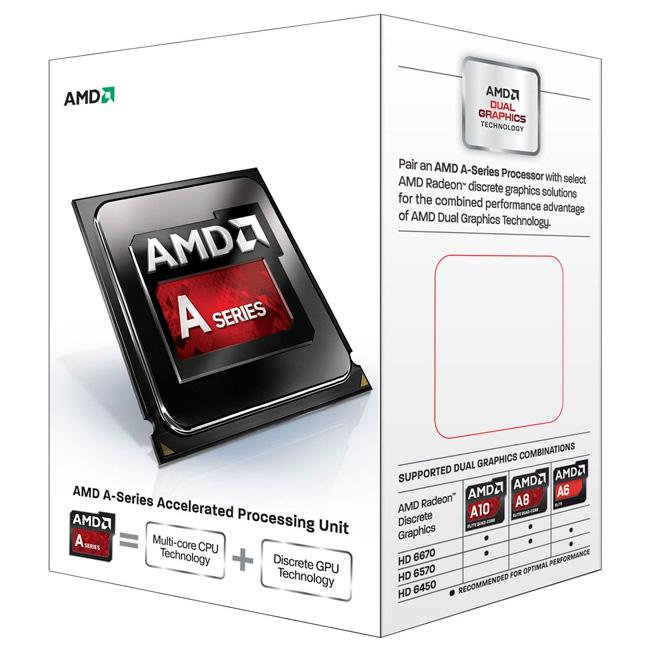 AMD A10-6700T, comienzan a llegar las versiones de bajo consumo de las APU de AMD, Imagen 1