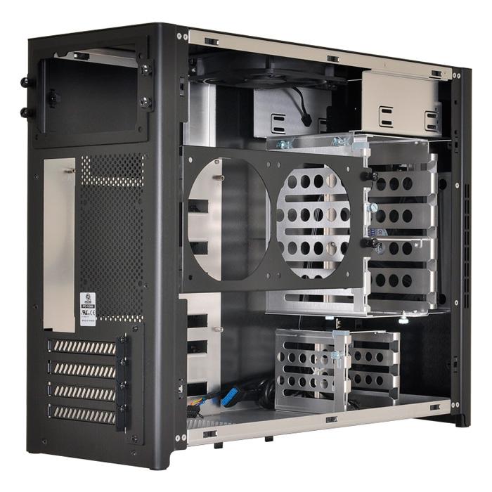 Lian Li PC-V360, nueva torre para placas base en formato microATX , Imagen 2