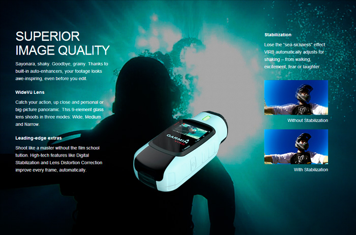 Garmin se introduce en el mercado de las cámaras deportivas con su nuevo modelo VIRB, Imagen 2
