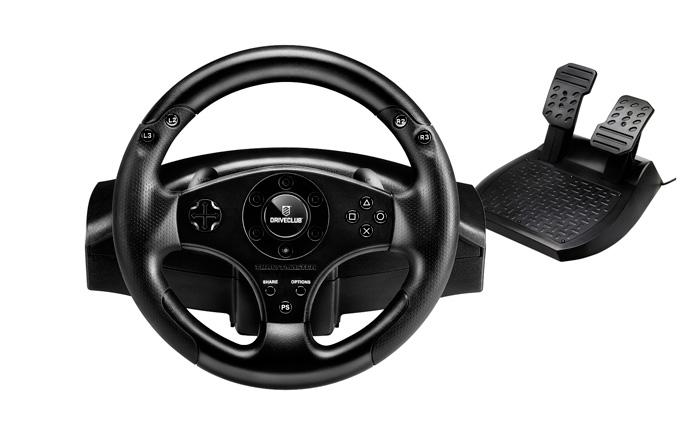 Thrustmaster T80 - DriveClub Edition, llega el primer volante oficial para PlayStation 4, Imagen 1