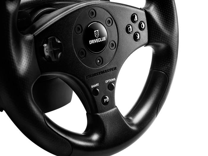 Thrustmaster T80 - DriveClub Edition, llega el primer volante oficial para PlayStation 4, Imagen 2