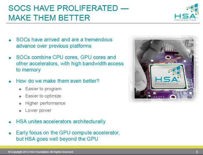 Más detalles sobre la arquitectura HSA que incluirán las nuevas APU Kaveri de AMD, Imagen 1