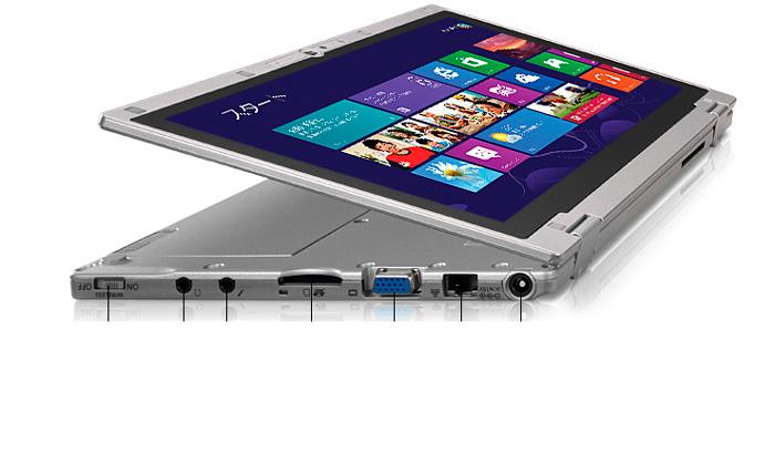 Panasonic muestra su nueva familia de portátiles ligeros Let´s Note, Imagen 3