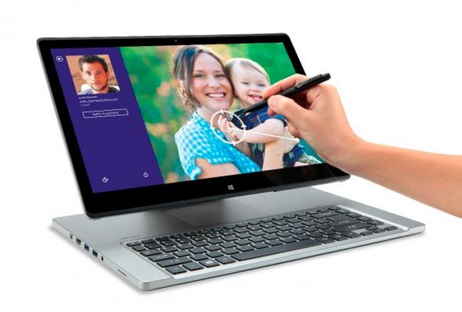 IFA 2013. Acer actualiza su Aspire R7 con nuevos procesadores Haswell y más novedades, Imagen 1
