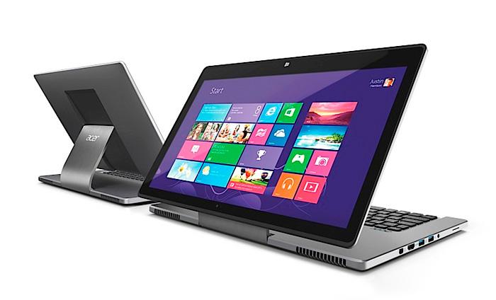 IFA 2013. Acer actualiza su Aspire R7 con nuevos procesadores Haswell y más novedades, Imagen 2