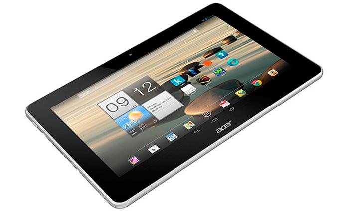 IFA 2013. Acer Iconia A3, un tablet de 10 pulgadas y 4 núcleos por 250 Euros, Imagen 1