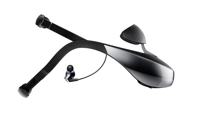 IFA 2013. Sony HMZ-T3W, nuevas gafas con pantallas integradas inalámbricas, Imagen 2