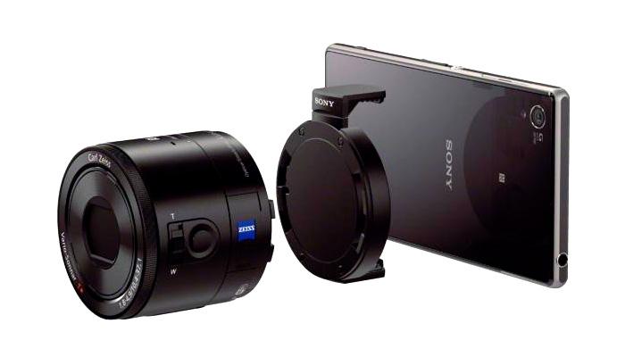 IFA 2013. Llegan los módulos externos de cámara de Sony, Imagen 1