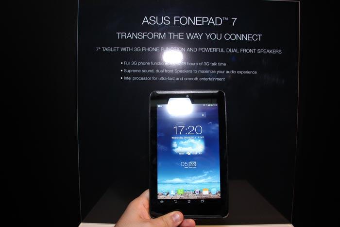 IFA 2013. ASUS Fonepad 7, nueva versión actualizada con nuevo diseño y procesador, Imagen 2