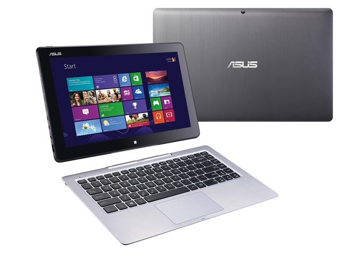 IFA 2013. ASUS Transformer Book T300, un nuevo ultrabook con pantalla extraíble, Imagen 1