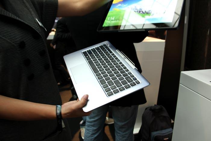 IFA 2013. ASUS Transformer Book T300, un nuevo ultrabook con pantalla extraíble, Imagen 3