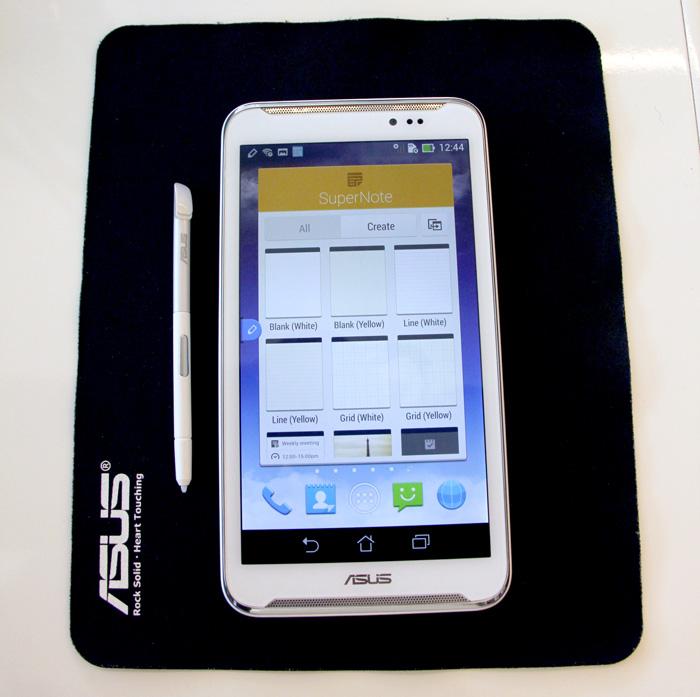 IFA 2013. ASUS Fonepad Note 6 llega en versión final, Imagen 2