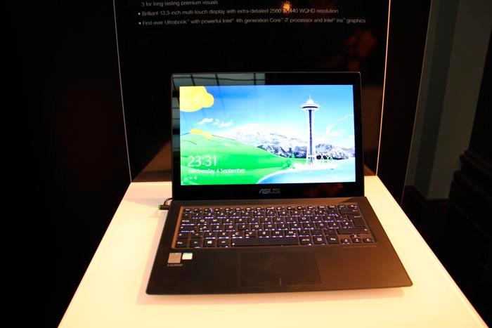 IFA 2013. Ponemos a prueba el nuevo ASUS ZenBook UX301, Imagen 1