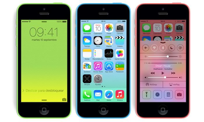 Finalmente el iPhone 5C de Apple no es una versión económica de su smartphone más famoso, Imagen 1