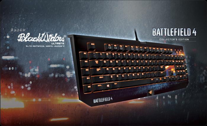 Razer anuncia una gama de periféricos gaming basados en Battlefield 4, Imagen 1