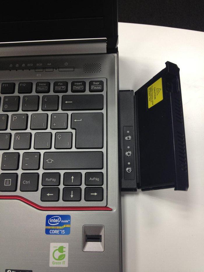 Toshiba presenta sus portátiles LifeBook E para entornos empresariales, Imagen 3
