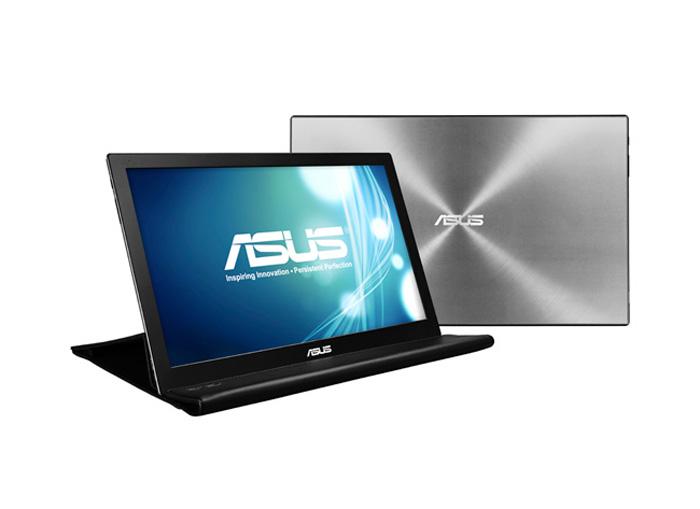 ASUS lanza en España su monitor USB MB168B., Imagen 1