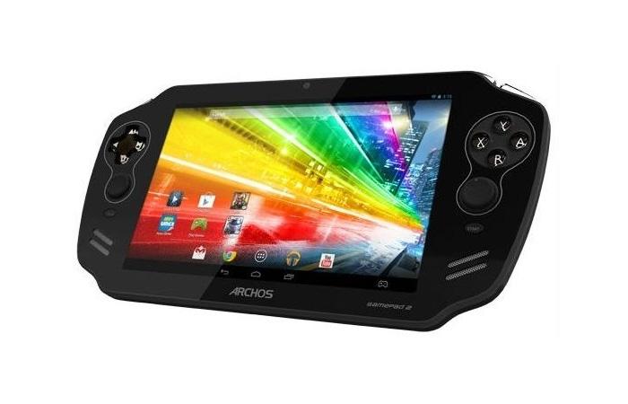 Archos GamePad 2, renovada consola portátil con Android, Imagen 1