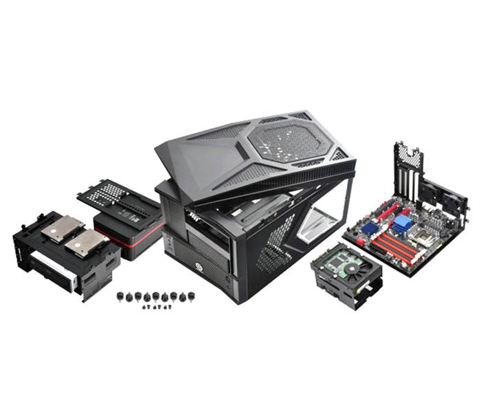 Thermaltake Armor A30i, nueva caja de PC para placas Mini-ITX y Micro-ATX con formato modular., Imagen 2