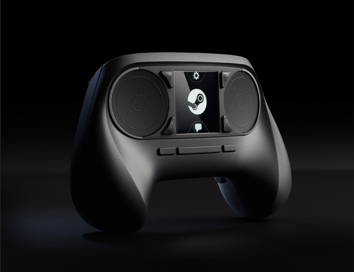 Valve desvela el Steam Controller, un mando específicamente creado para Steam OS, Imagen 1