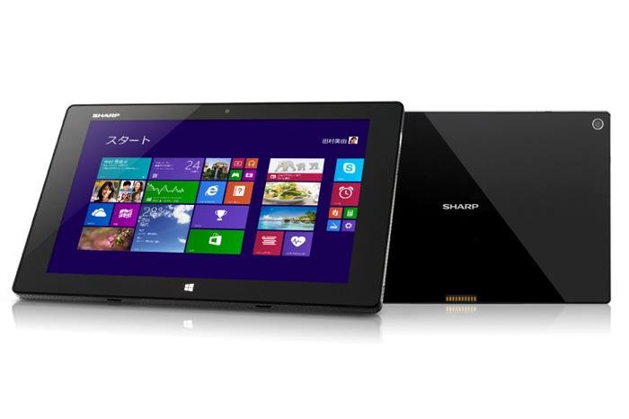 Sharp Mebius Pad, nueva tablet de alta resolución con Windows 8.1, Imagen 1