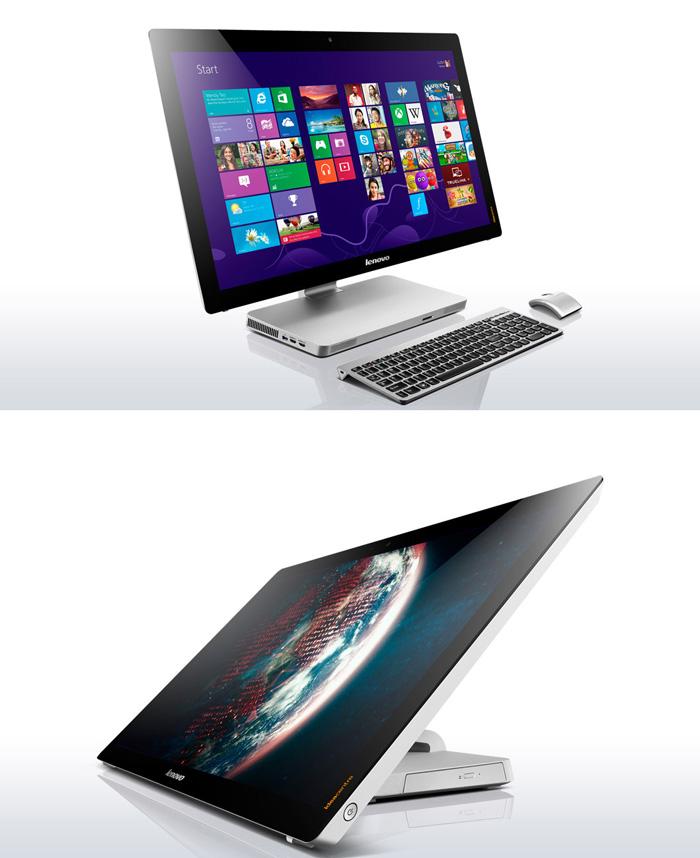 Nuevos equipos todo en uno de Lenovo, Imagen 3