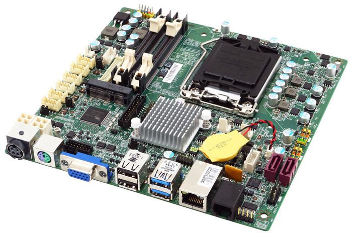 MSI muestra una placa base mini-ITX ultra fina para ordenadores integrados, Imagen 1