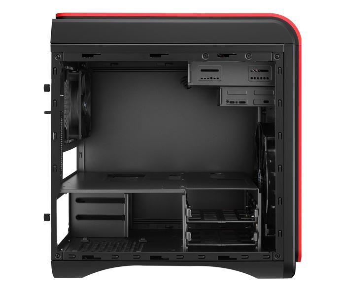 Aerocool Dead Silent Cube, nueva torre micro ATX para ordenadores gaming, Imagen 3