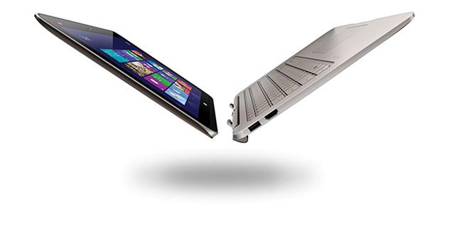HP actualiza su tablet híbrido Spectre X2 Pro con procesadores Intel Core Haswell, Imagen 1