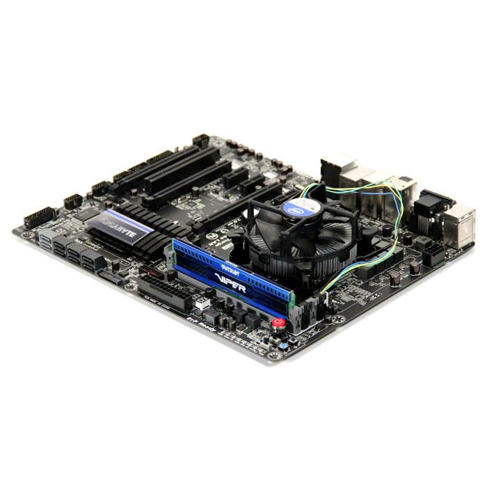 Patriot Viper 3 Low Profile, memorias DDR3 de bajo perfil, Imagen 2