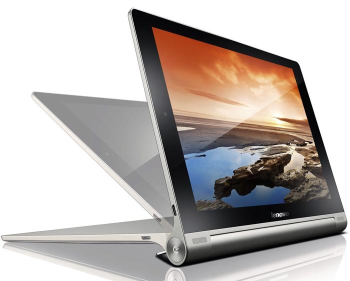 Lenovo IdeaPad B6000-F y B8000-F, dos nuevos tablets con peana reclinable, Imagen 1